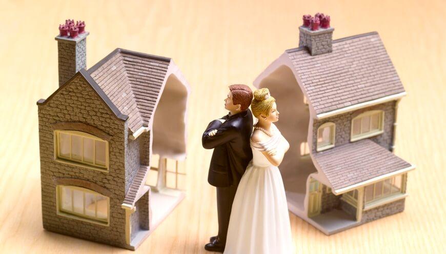 Ипотечная квартира при разводе